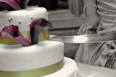 calla decoration for cake