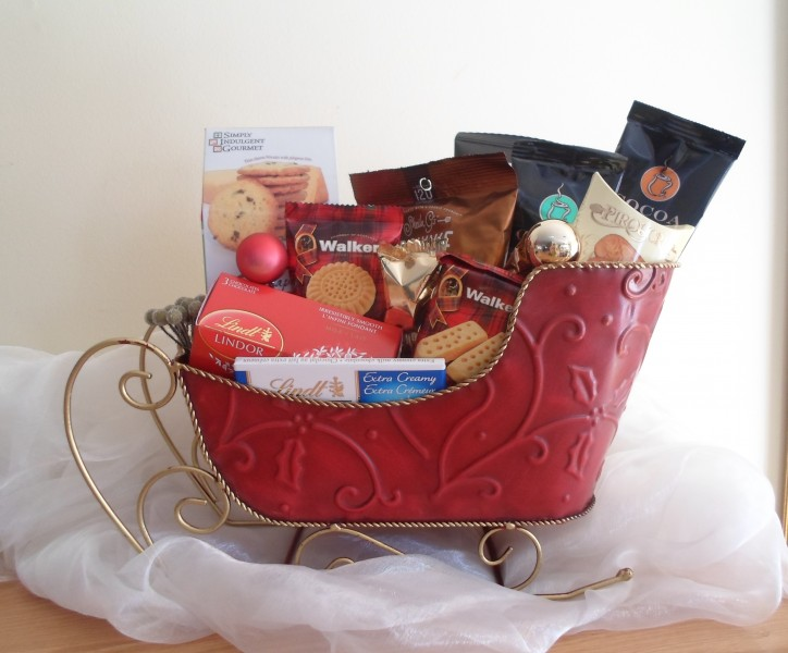 Holiday And Christmas Gift Baskets Montreal