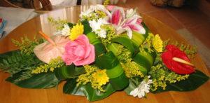 Special floral arrangements