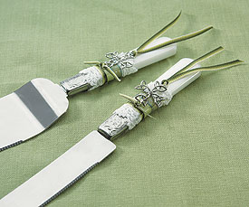 Celtic Charm Cake Serving Set