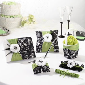 Prepack Green and Black Collection