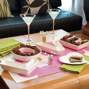 LOVE Plate dish Set