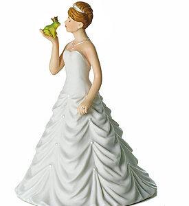 Princess Bride Kissing Frog Prince