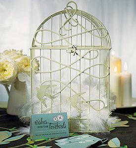 Decorative Birdcage money box