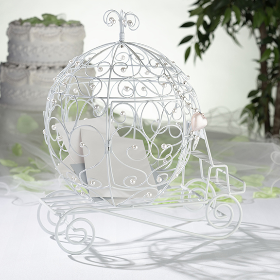 Fairy Tale Carriage Wedding Gift Card Holder : ... gift-card-boxes-gift-card-holders-coach-card-box-money-box-fairy-tale