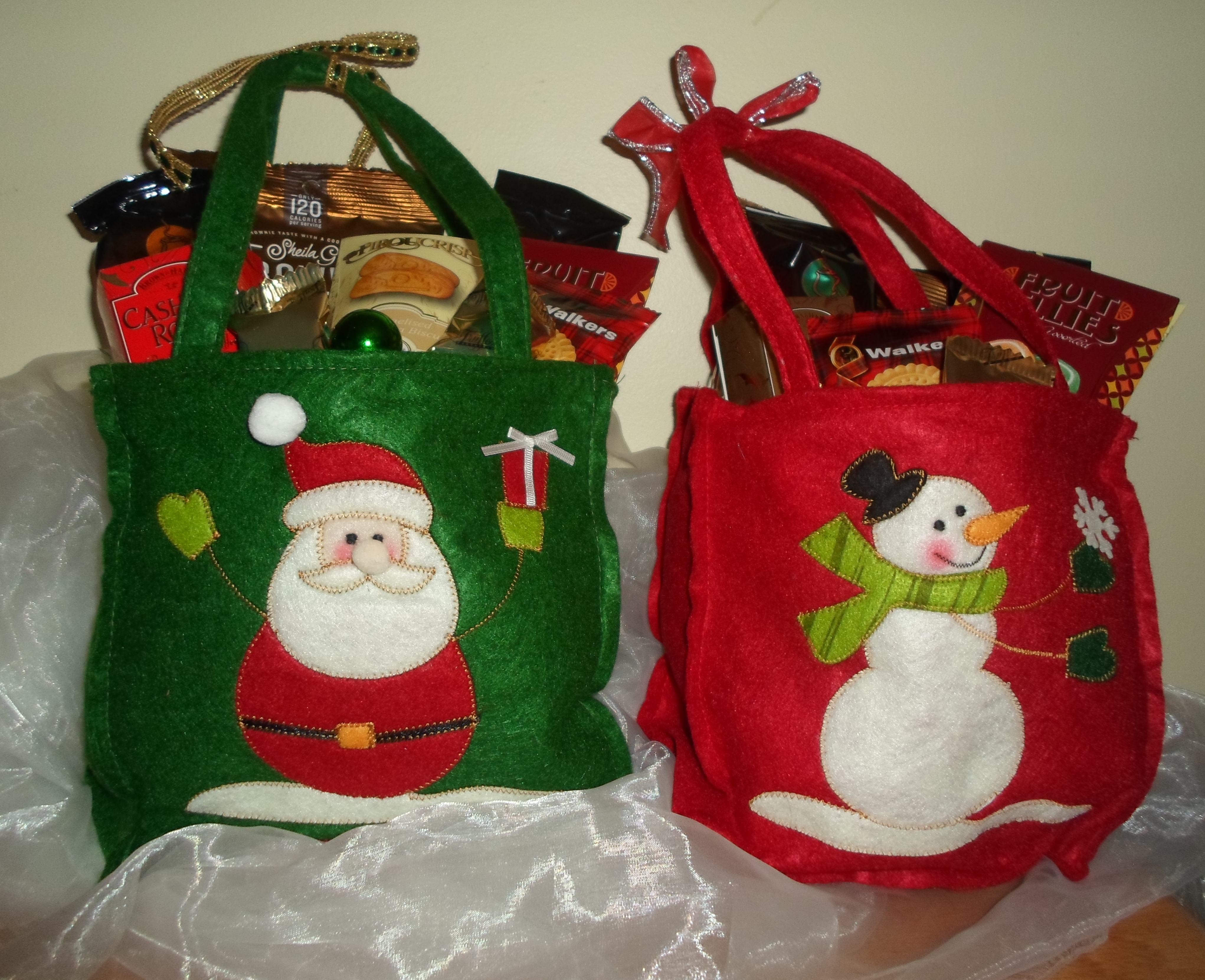 Santa Frosty gift Pack