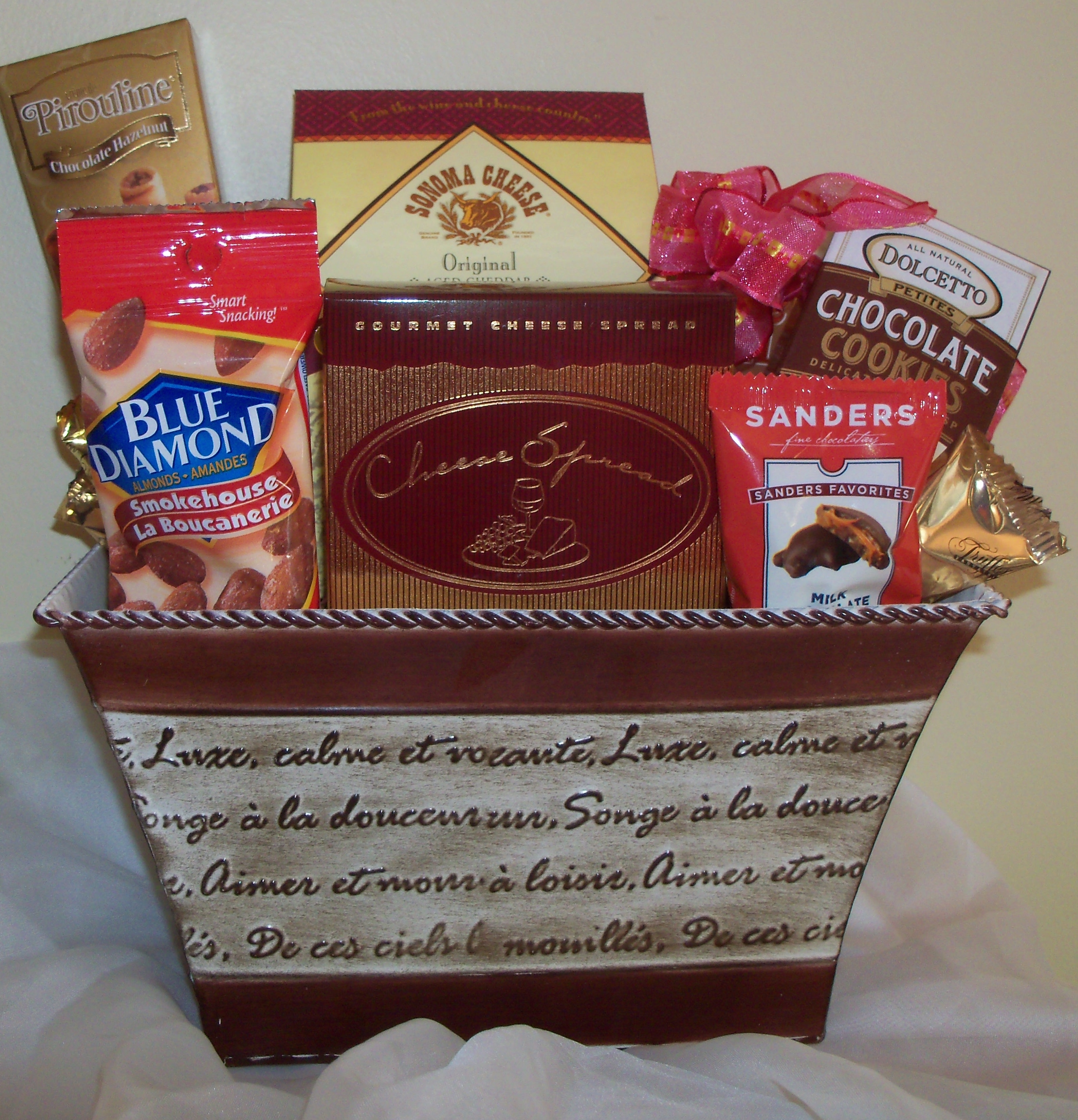 Spiritual gift basket (out of stock)