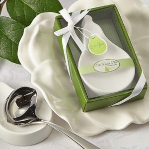 The Perfect Pair Pear Spoon Rest