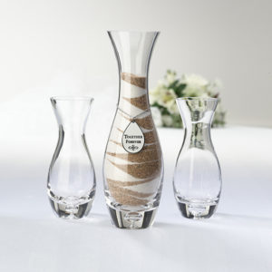 Unity Vases with tag
