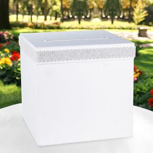 Bling card gift box
