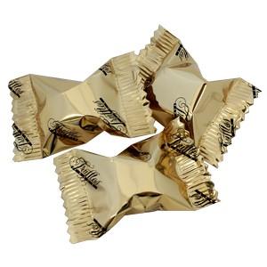 Chocolate dusted truffles kosher chocolate