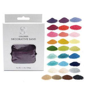 Crystalline Quartz Sand colored sand ceremony