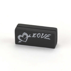 Card Holder Love chalk collection