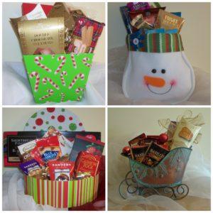 Holiday & Christmas Gift Baskets